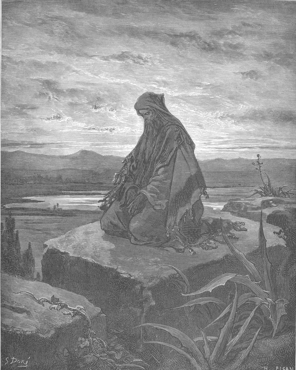 Prophet Isaiah--Gustave Dore